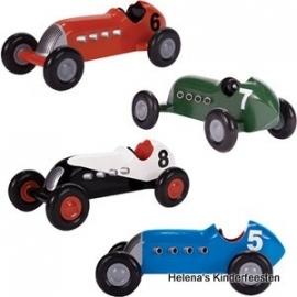 Racewagen - car  / hout / pstk