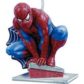 PP Spiderman kaars