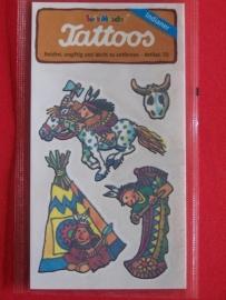 Tattoo/  indiaan 2
