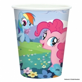 My Little Pony / kinderfeest bekers