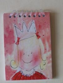 Notitieboekje /  Prinses