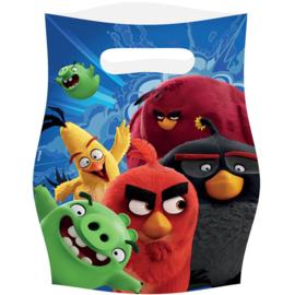 Kinderfeest Angry Birds Movie, feest zakjes