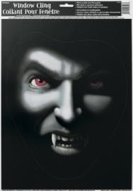Raamsticker /  Vampier / Halloween