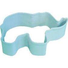 Uitsteker koekjes /  Olifant blauw