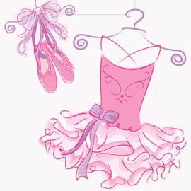 Pink Ballerina  / zakjes