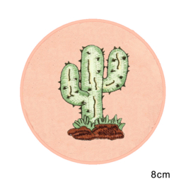 Applicatie - patch / Cactus - Desert