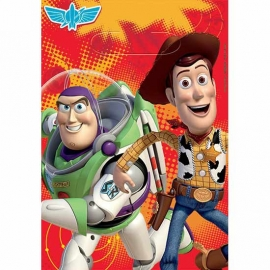 Buzz Lightyear - Toy Story / uitdeelzakjes