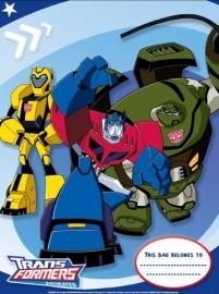 Zakjes / Transformers