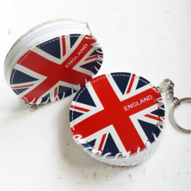 Portemonneetje / Union  flag / Londen