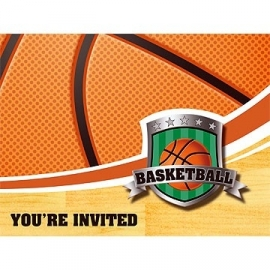 Uitnodiging /  All star basketbal