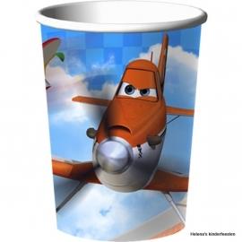 PP Planes Disney feest bekers