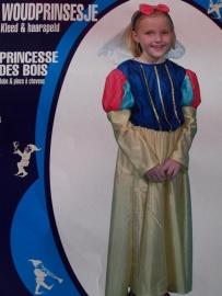 Prinsesje verkleedset
