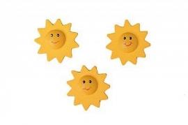 zonnetjes hout