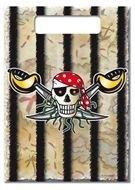 Red Pirate / feest traktatie zakjes