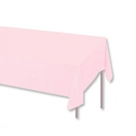 SE Tafelkleed effen Pink