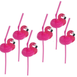 Rietjes / Flamingo honeycomp / 20 stks