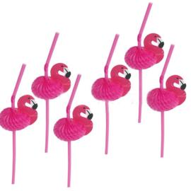 Rietjes / Flamingo honeycomp / 20 stks