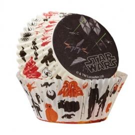 Star Wars  / cupcake vormpjes