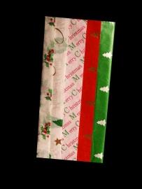 Vloeipapier - zijdepapier  / kerst
