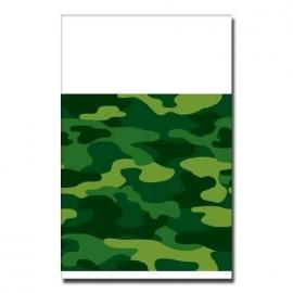 Camouflage / feest tafelkleed