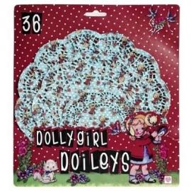 Taart onderlegger | Dolly girl