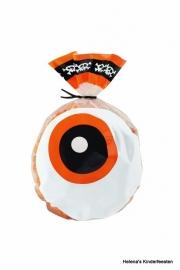Zakjes / oog / Halloween / traktatie