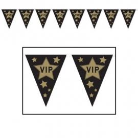 VIP vlaggenlijn