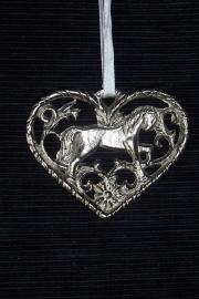 TI Hart paard klein