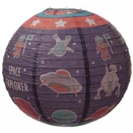 Papierenlamp - Ruimtevaart Space Explorer