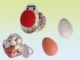 Stuiter ei / bouncing egg
