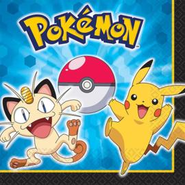 Pokemon / feest servetten lunch