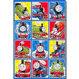 PP Thomas and Friends stickers