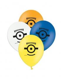 Minions Despicable kinderfeest ballonnen