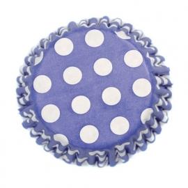 CS Cake vormpjes spot navy blauw