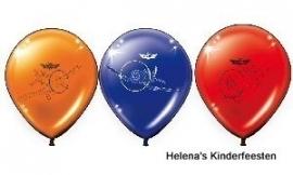 PS Planes Disney feest 10 ballonnen