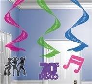 Hang decoratie / disco party