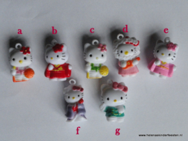 Bedeltje - hanger / Hello Kitty / ps tk