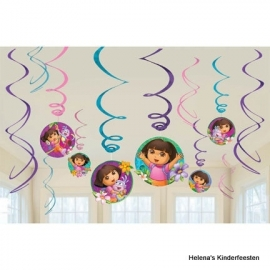 Dore The Explorer, hang draai decoratie