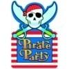Piraten / feest uitnodigingen