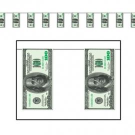 Slinger /  100 dollar biljet