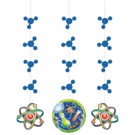 GR Mad Scientist feest Hangdecoratie
