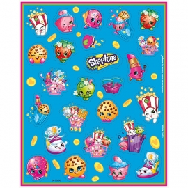 Shopkins / stickers / kinderfeest