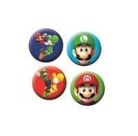 Button / Super Mario party feest