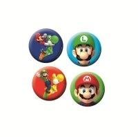 Button / Super Mario party feest