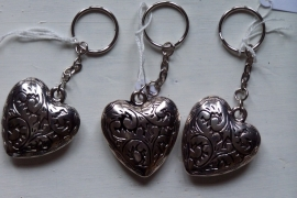 UT Sleutelhanger - groot hart