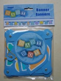 Wenslijn / Baby born jongen