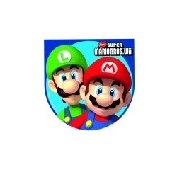 Notitieboekje /Super Mario party feest notitie boekjes