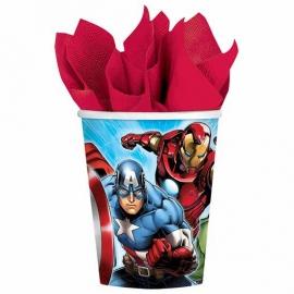 PP Avengers feest bekers