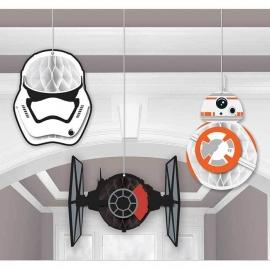 Star Wars feest / honinggraad hangdecoratie