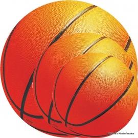 All star Basketbal / decoratie bal set